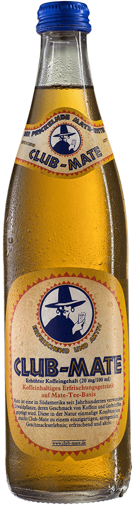 Bottle: CLUB-MATE